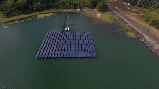 PV Floating Project
