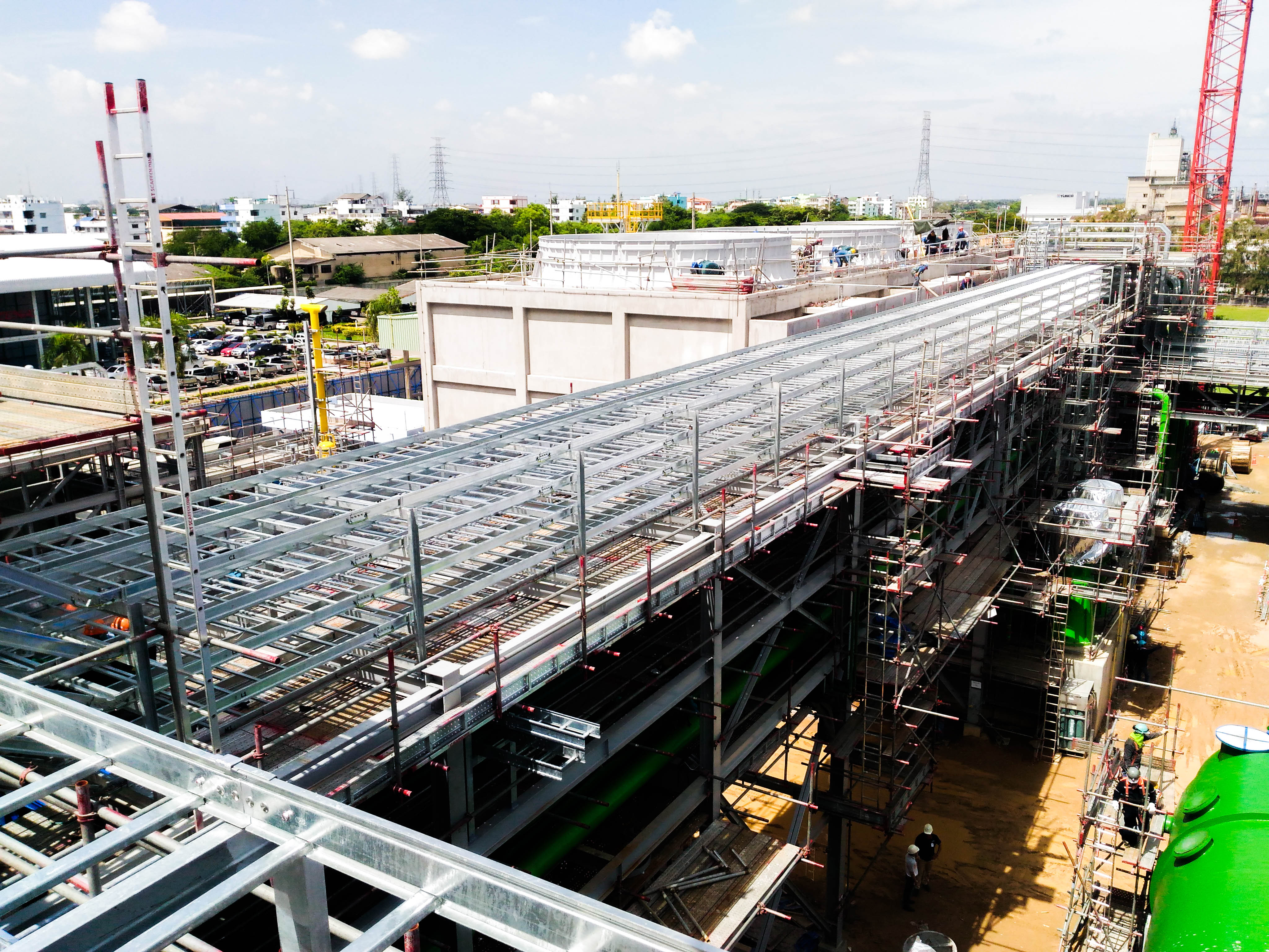 Klongluang Utilities Project
