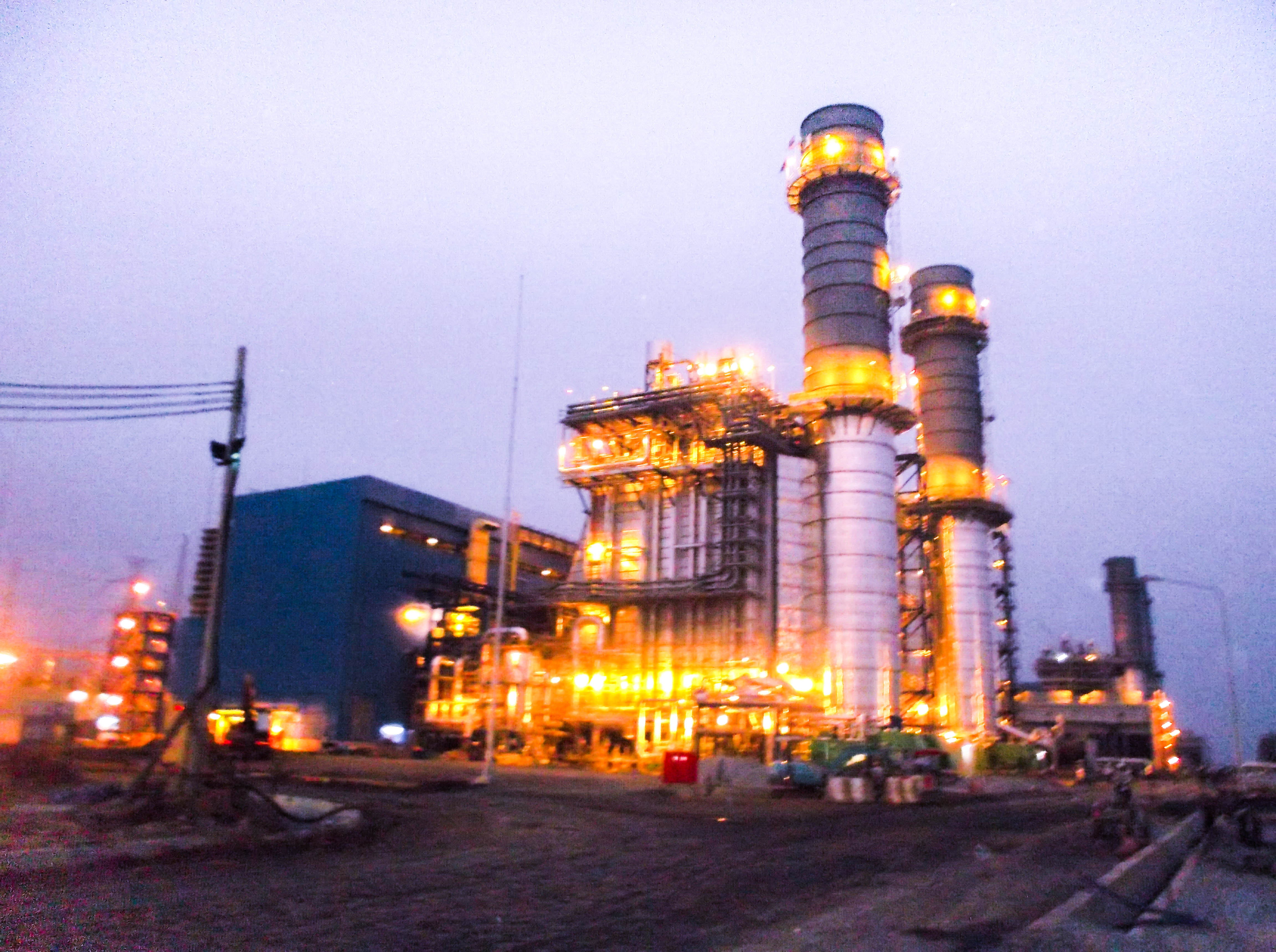 U-Thai Power Plant