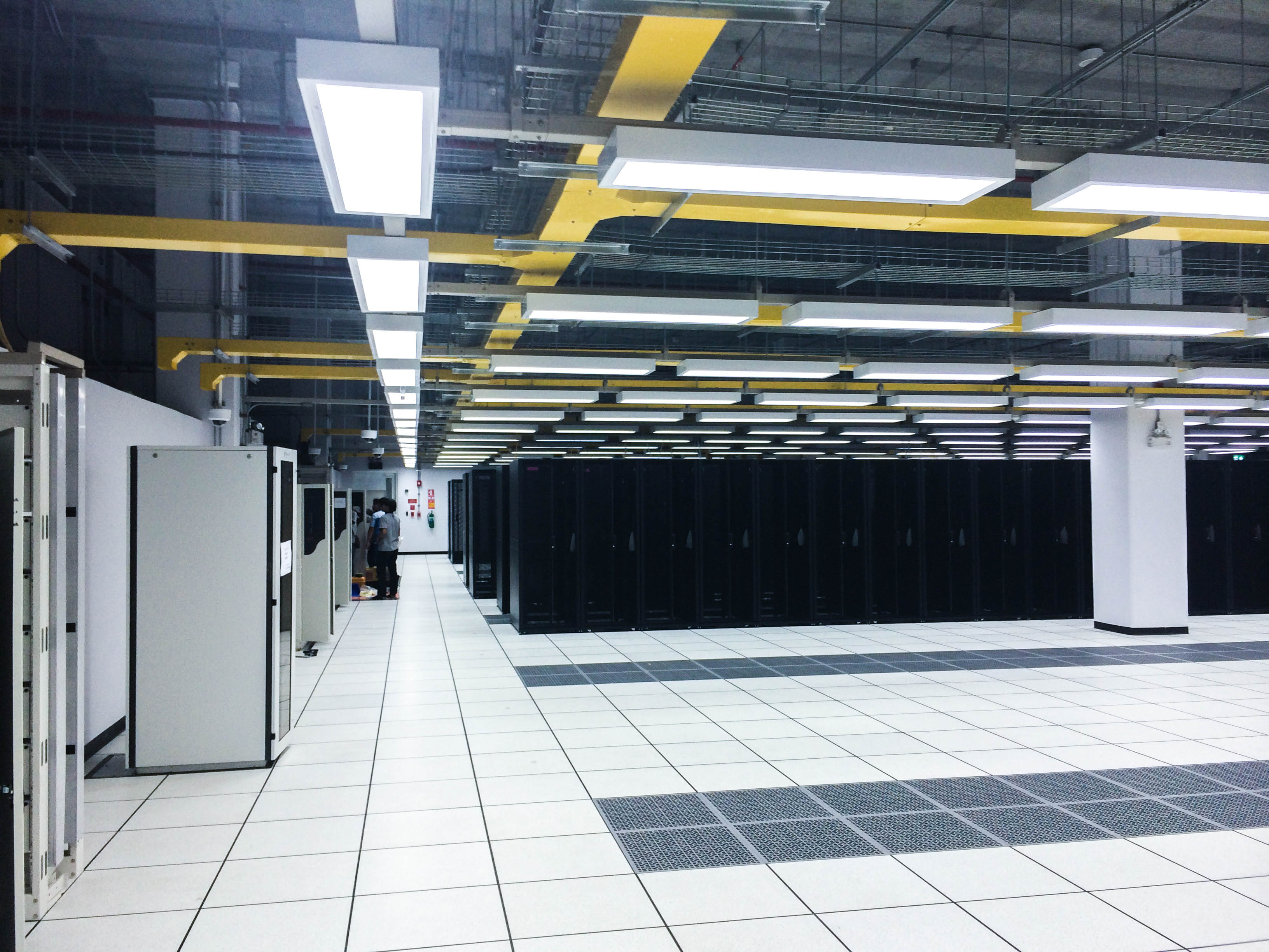 FAX LITE GREEN DATA CENTER PROJECT