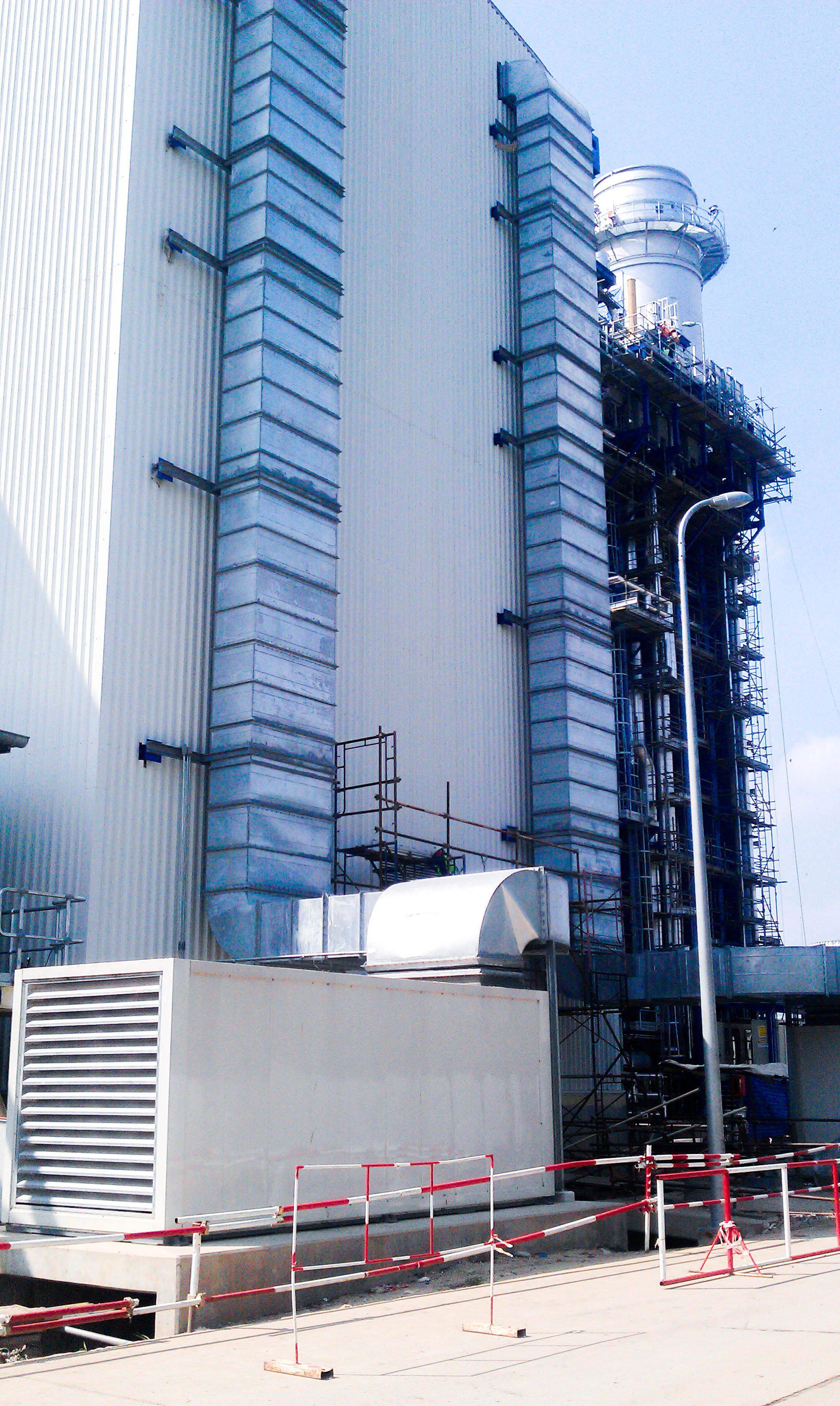 EGAT-Wang Noi Combined Power Plant Block 4 / 700MW