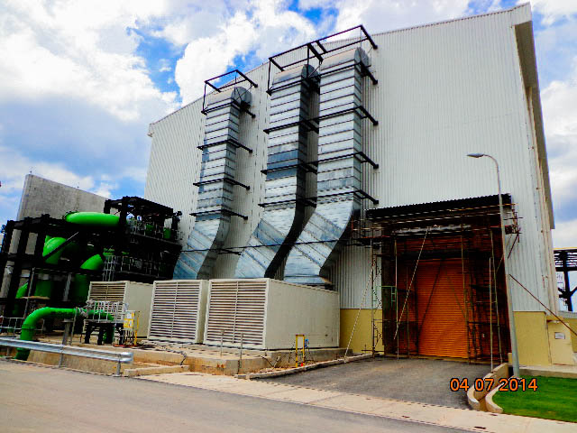 EGAT-Chana Combined Cycle Power Plant Block 2 / 700MW