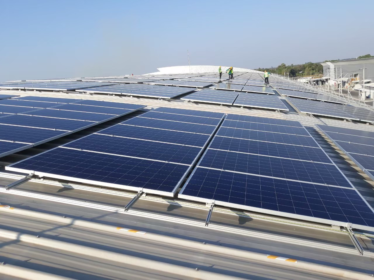 Federal Electric WAC Suvinthawong Solar Rooftop Project